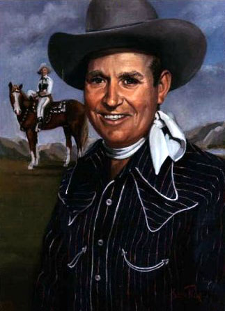Gene Autry, 33°, Grand Cross