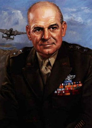 James H. Doolittle, 33°, Grand Cross