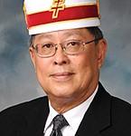 Dexter W. Lum, 33°, Deputy in Hawaii