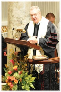 Rev. Kenneth Lyons