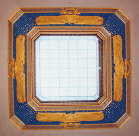 Temple Room skylight