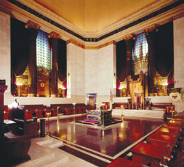 Temple Room of the House of the Temple, Washington, D.C.