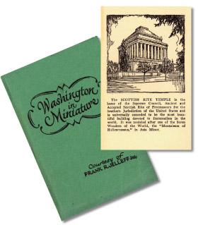 Washington in Miniature