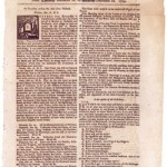 December 26–28, 1723 issue of The Post-Boy