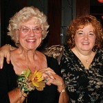 Mrs. Beverly Rainbolt and Barbara Golden
