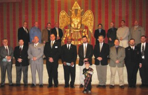 Photo from 2010 reunion in Baltimore