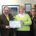 Wichita check presentation