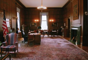 Photo: Office of the Grand Executive Director, House of the Temple, Washington, D.C.