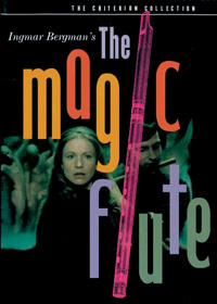 The Magic Flute (Criterion Collection, 1975) DVD Directed by Ingmar Bergman