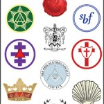 Logos of Various Masonic Week participants