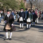 St. John's Day procession of Williamsburg Lodge No. 6