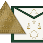 Eighth Degree, Intendant of the Building, jewel and apron