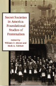 Secret Societies in America cover