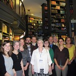 Folger Shakespeare Library group
