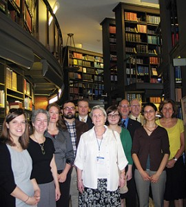 Folger Shakespeare Library group