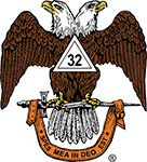 32nd Degree Scottish Rite Double-headed Eagle