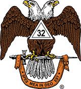 32nd Degree Scottish Rite Double-headed Eagle