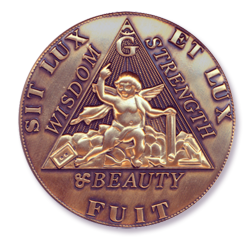 WSB medallion