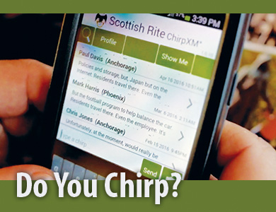 Do You Chirp?