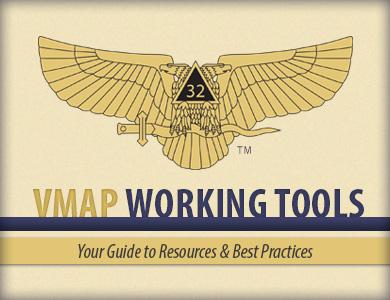 VMAP Working Tools Banner