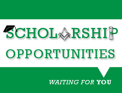 Scholarship opportunities waiting for you