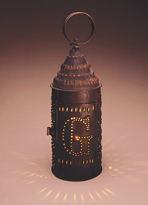 Masonic Lantern from House of the Temple's collection