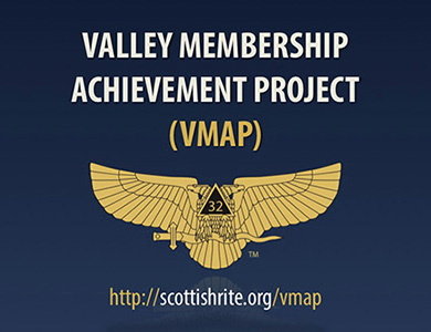 Valley Membership Achievement Project w/ logo and web page