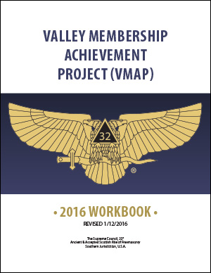 Cover of the 2016 VMAP Workbook