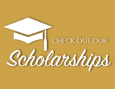 Check out our scholarships