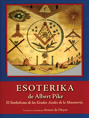 Cover of Albert Pike's Esoterika, Spanish edition