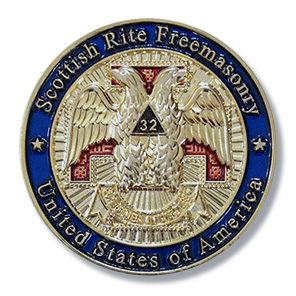 Scottish Rite Day 2016 Commemorative Coin