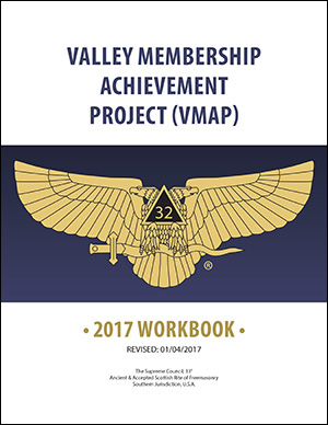 Cover of the 2017 VMAP Workbook