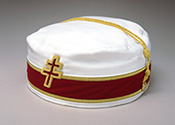 Deputy of the Supreme Council, 33°, SJ, Scottish Rite cap