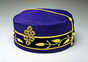 Sovereign Grand Inspector General of the Supreme Council, 33°, SJ, Scottish Rite cap
