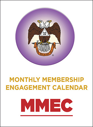 Cover of the Monthly Membership Engagement Calendar