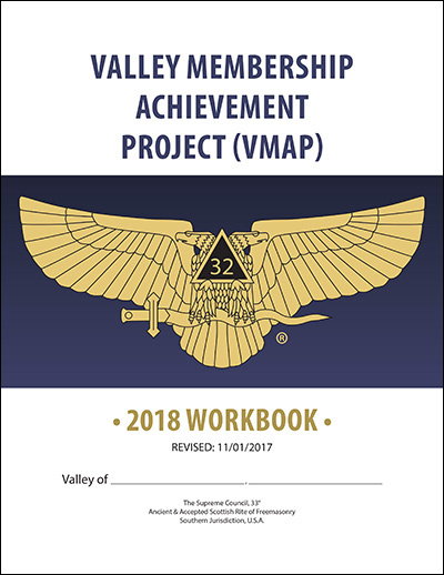 Cover of the 2018 VMAP Workbook