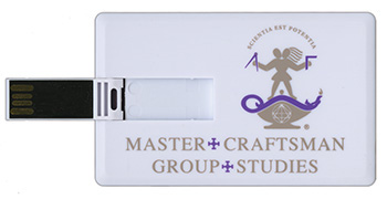 Master Craftsman Group Studies USB drive