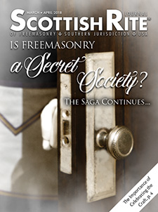 Is Freemasonry a Secret Society? The Saga Continues ...