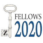 """Jewel of the Scottish Rite, SJ's 4th Degree with text """"Fellows 2020"""""""