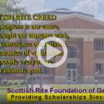 Screenshot of the Scottish Rite Foundation of Georgia Video Showing the Scottish Rite Creed