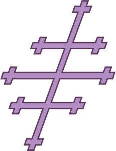 Cross of the Sovereign Grand Commander, SJ, USA