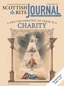 Cover of the July-August 2020 Scottish Rite Journal